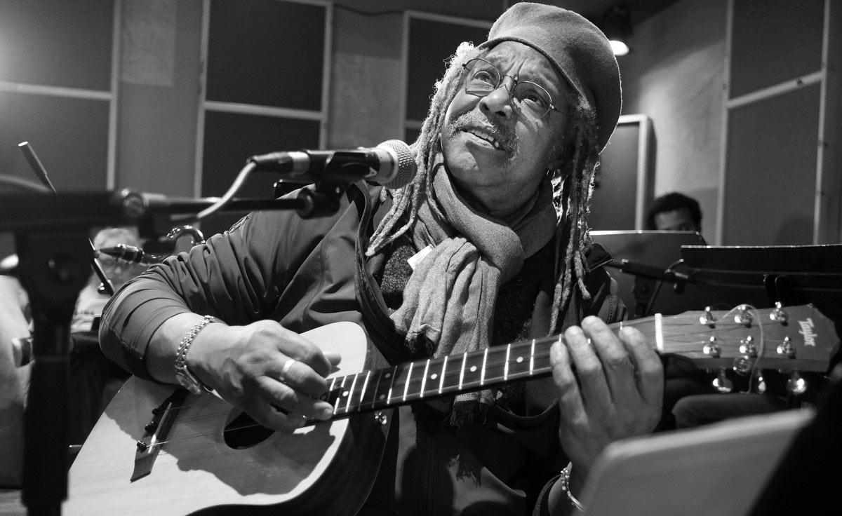 Cuban band leader Juan de Marco Gonzalez