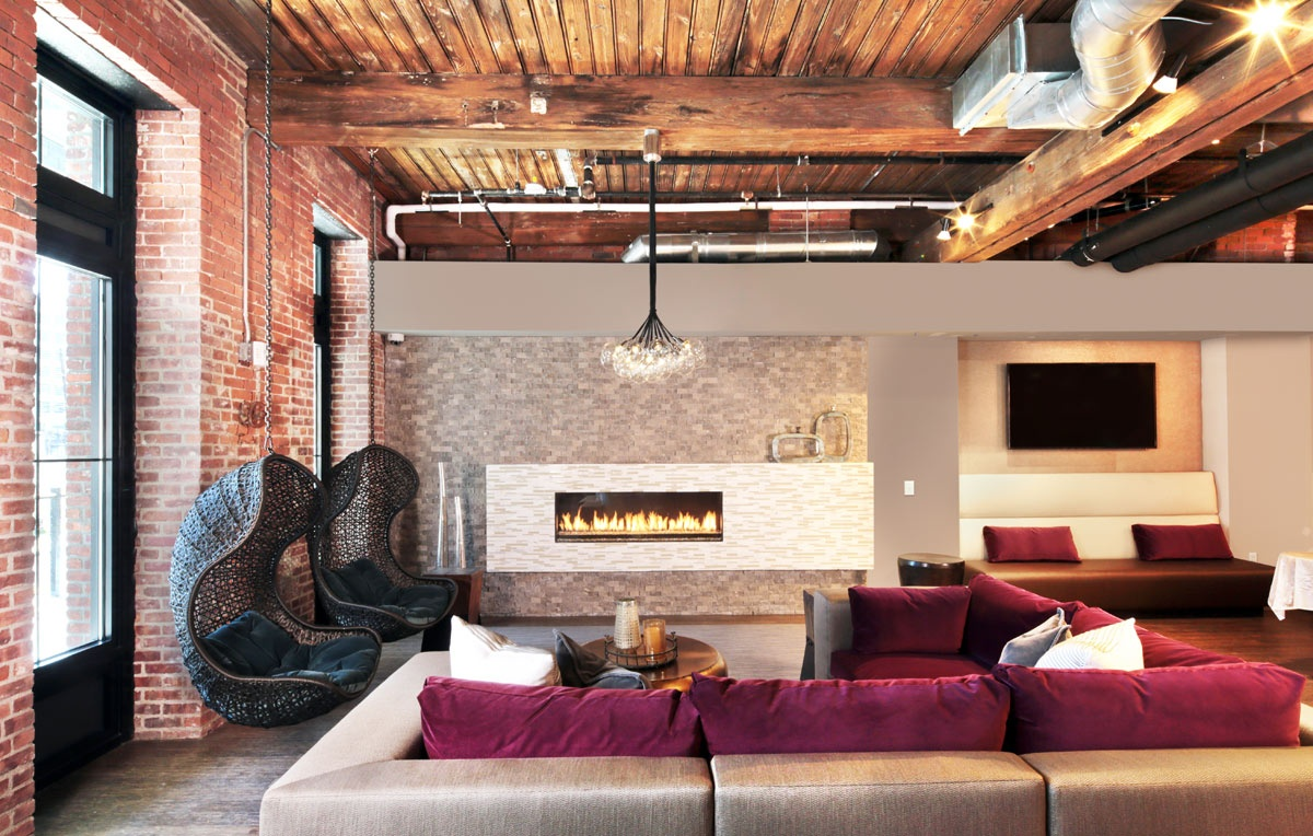 Modera Lofts interior