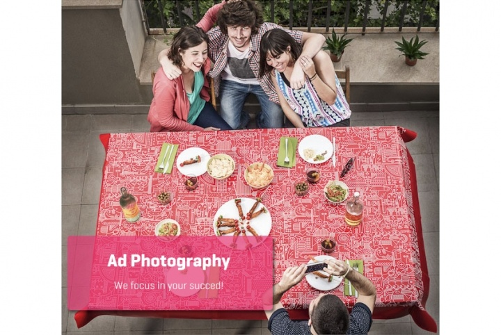 Ad photography