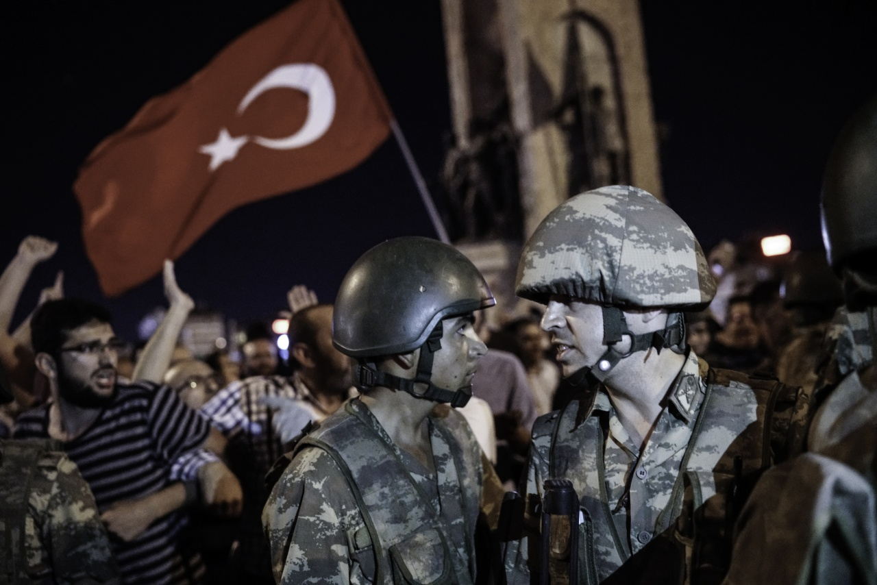FETO's Coup Attempt in Turkey