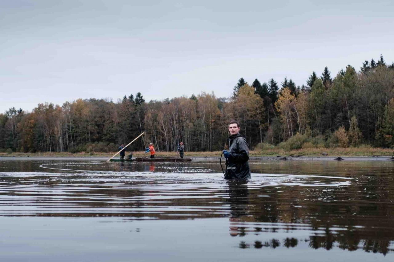 Biofisch – Abfischen in Waldviertel