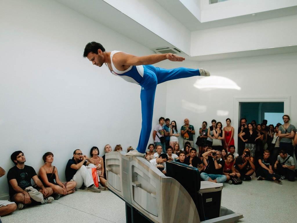 Gloria - US Pavillion - Biennale Venice