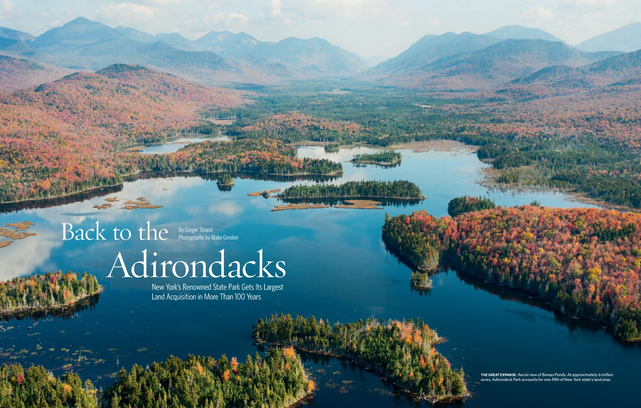 TNC: Adirondacks