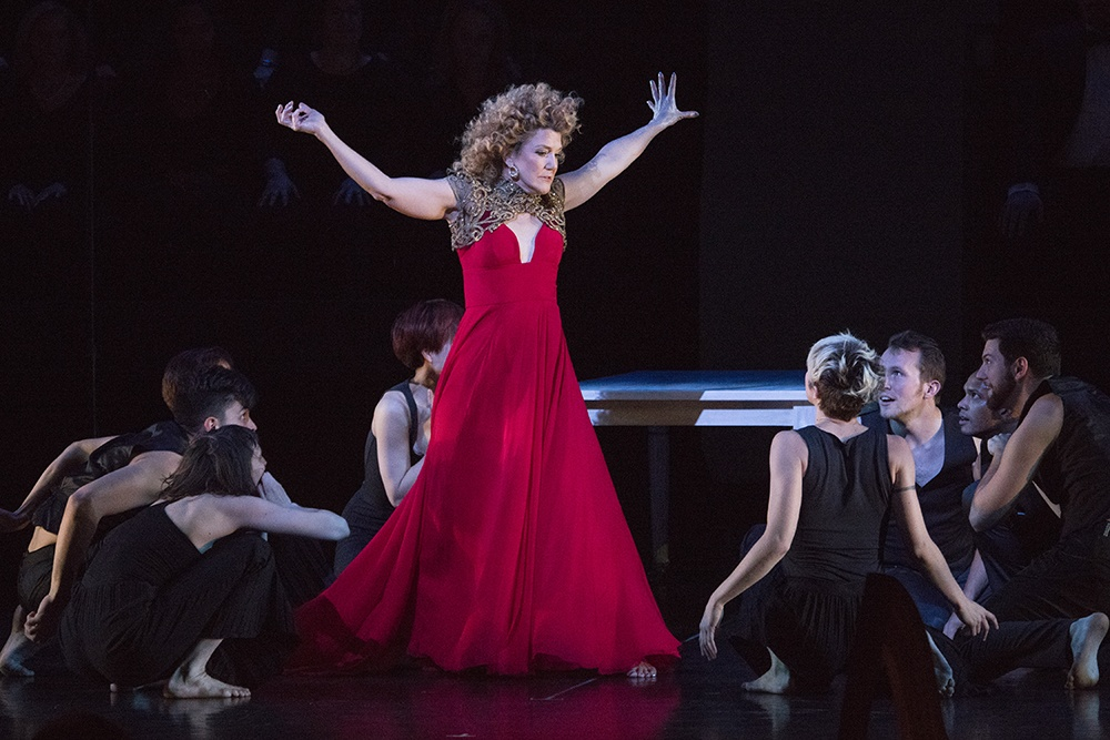 New York Times Opera Review