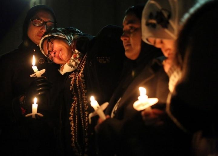 Shooting Vigil