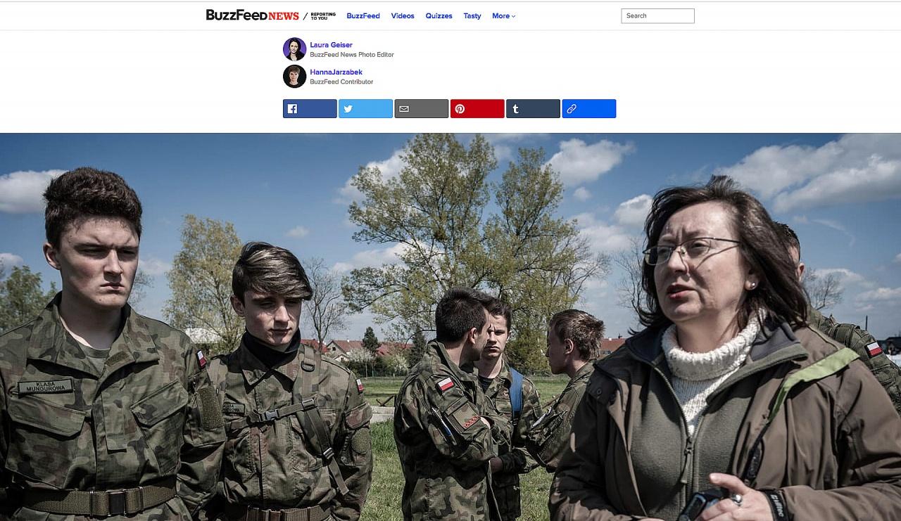BuzzFeed News publication