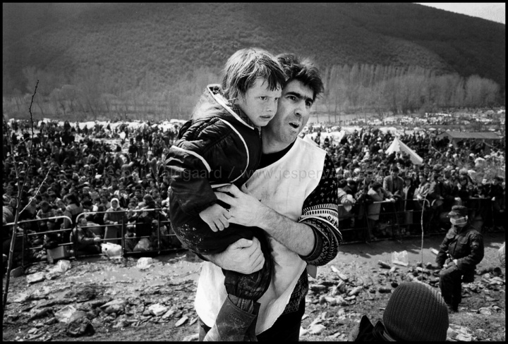 Refugees in Macedonia
