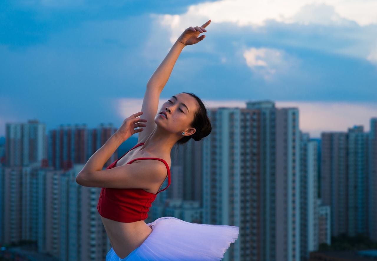 Beijing Ballet Dancer