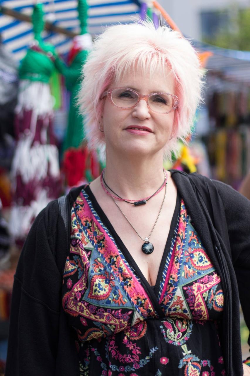Leah - Street Portrait