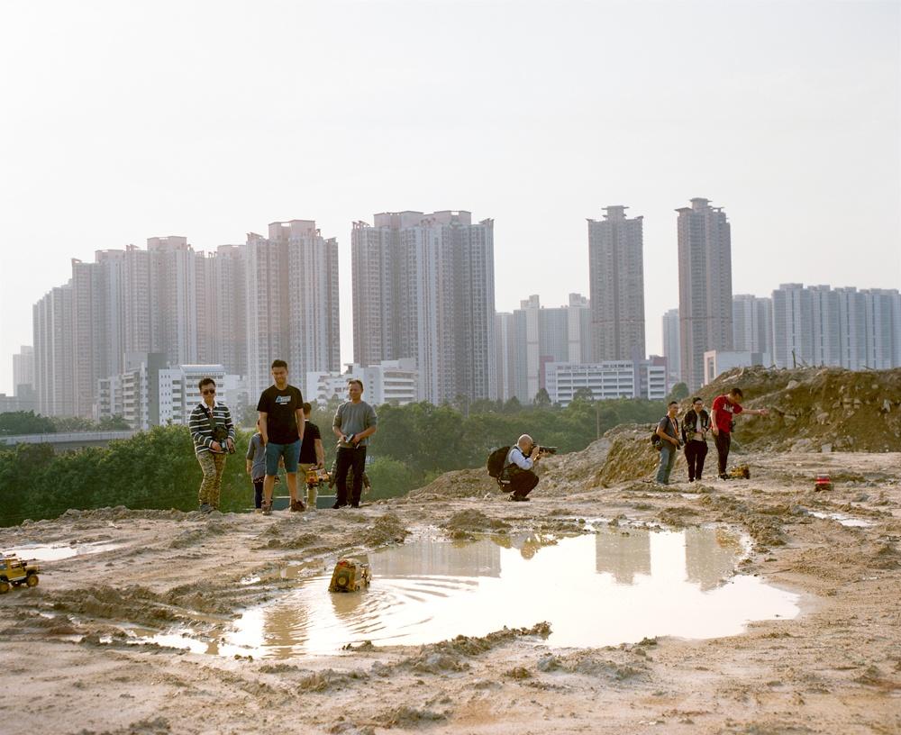 Tin Shui Wai Illegal Dump Waste