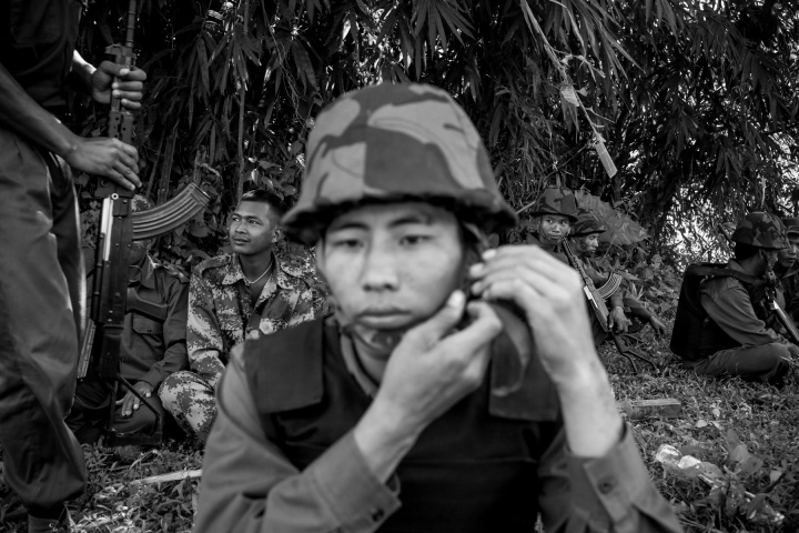 Burma's Student Army