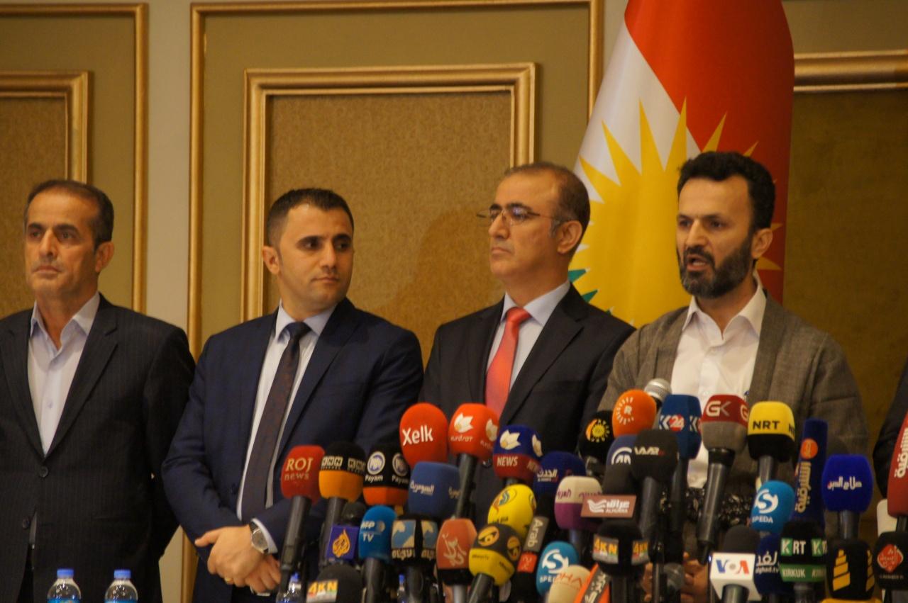 kurdistan referendum announcement