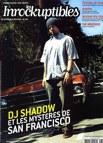 Les Inrockuptibles - DJ Shadow