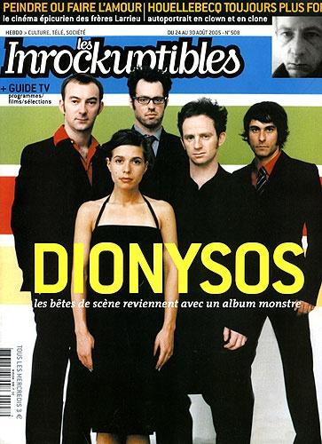 Les Inrockuptibles - Dionysos