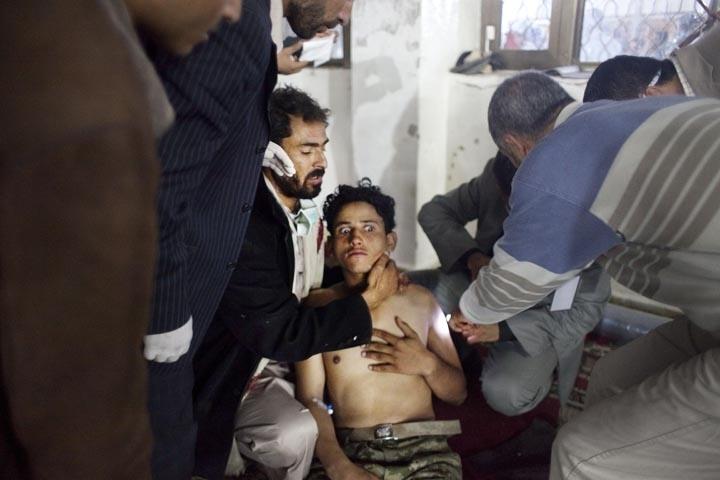 Arab Spring - Yemen