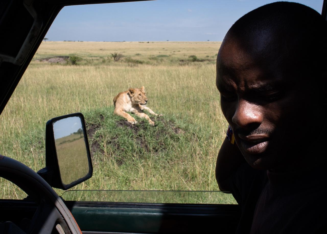 Masai Mara Natural Reserve. Kenya.