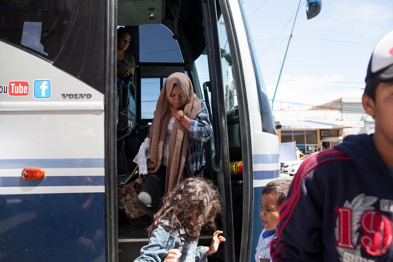 The Central American Caravan