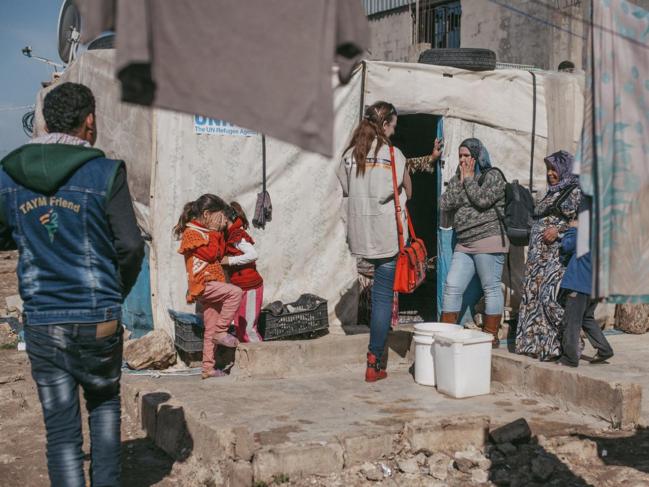 Community outreach program - Tyre - Lebanon