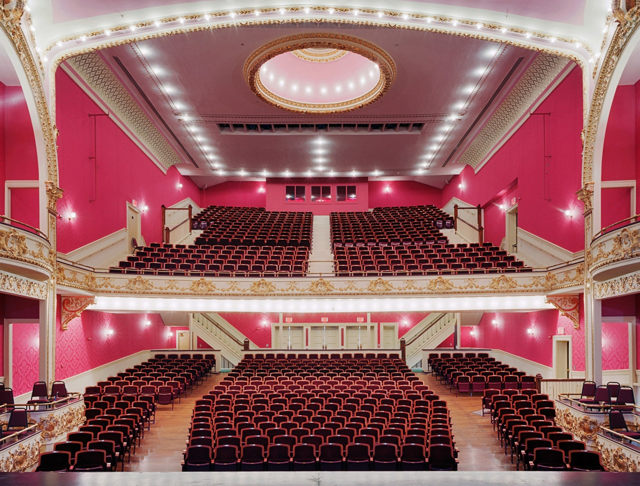 View From the Stage - Paramount Theatre