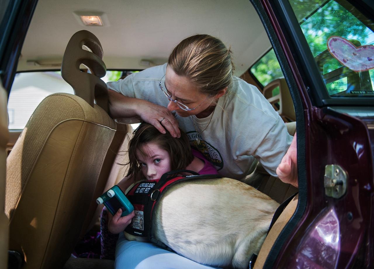 Backseat Seizure