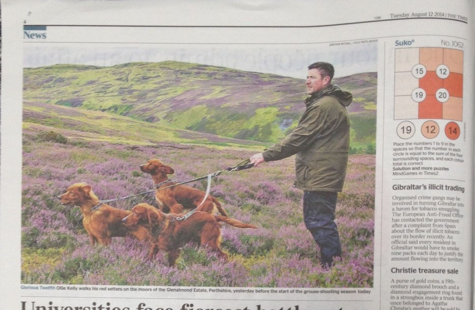 The Times 12 Aug 2014
