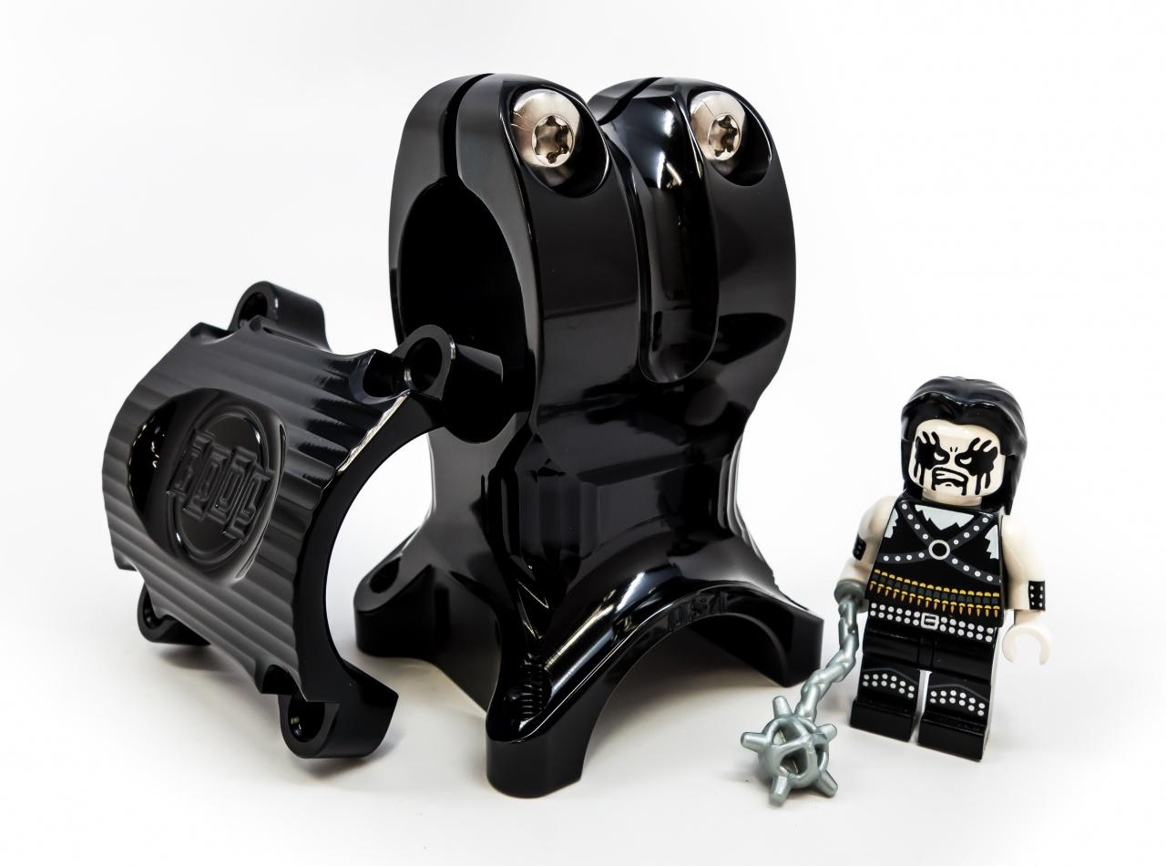 Black Metal Stem