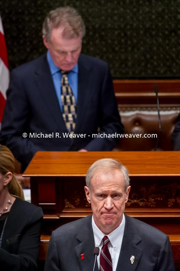Il Governor Rauner 2016 Budget Address