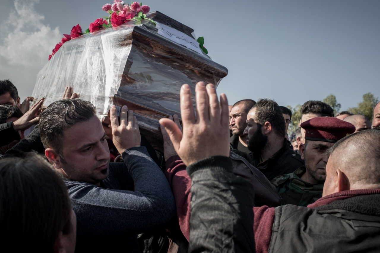 IDP Funeral - Iraq