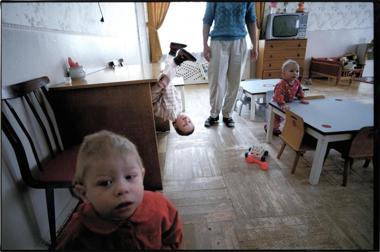 Murmansk, Russia, 1998-2001