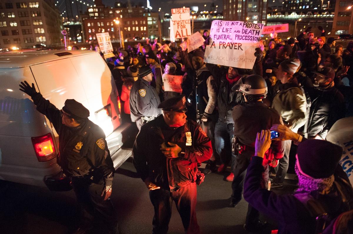 Black Lives Matter NYC