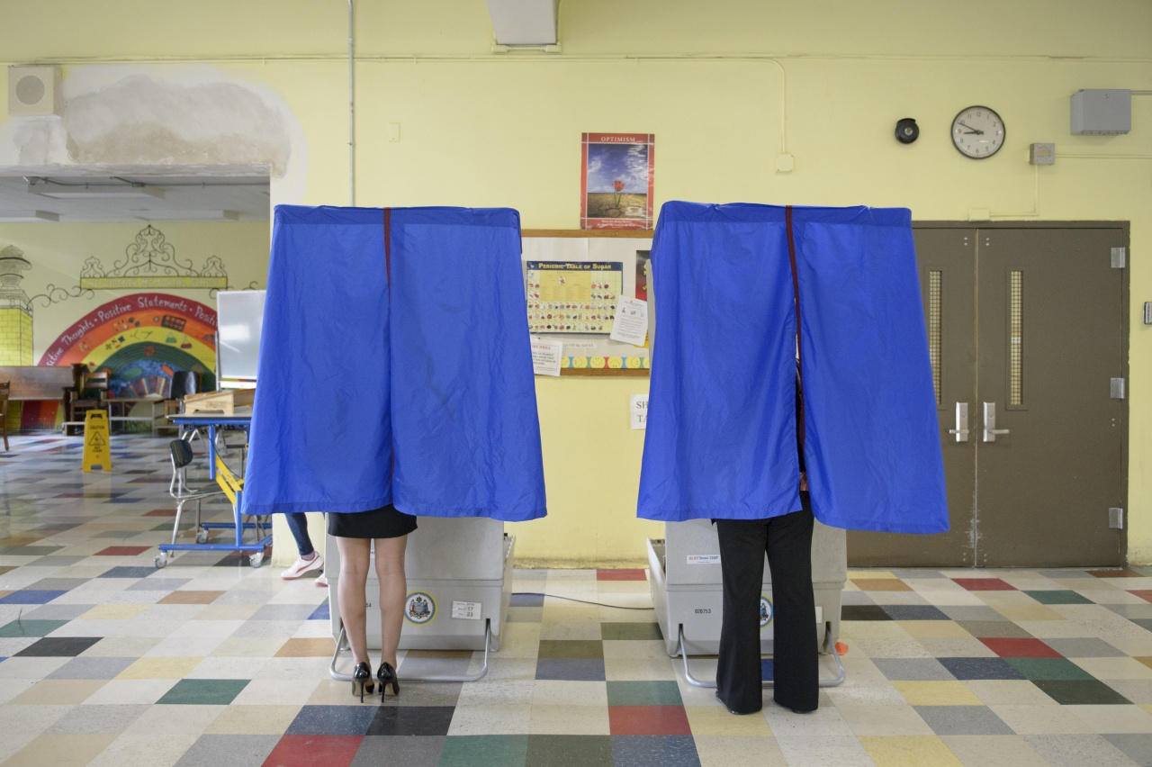 Voting Pennsylvania