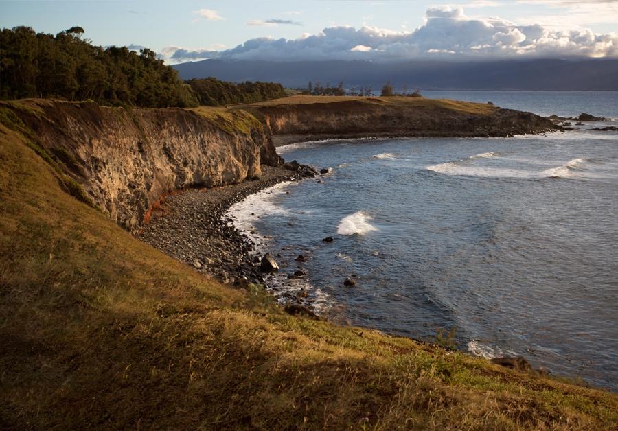 Haiku Bay at Maui, HI