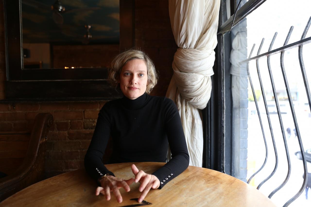 Portrait with Heather O'Neill