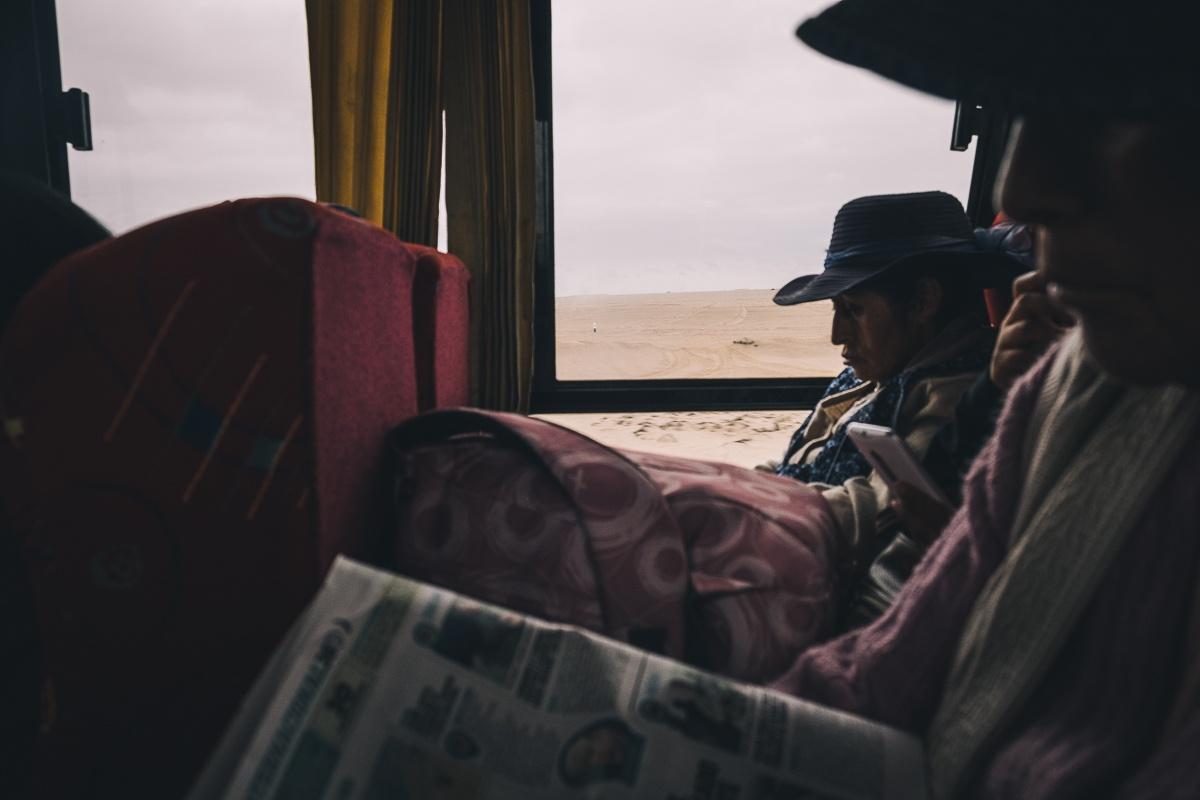 Stuck in Peru, stories of Latin American migrants