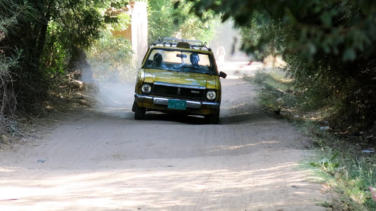 khartoum taxi