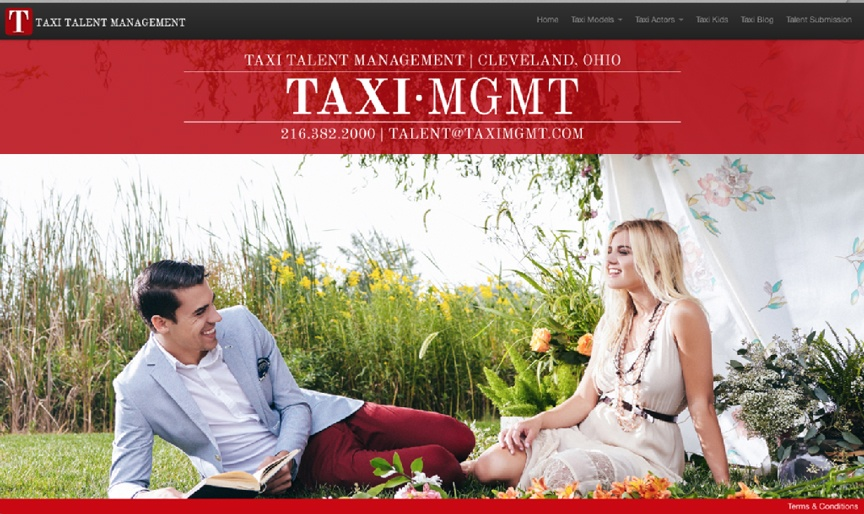 Taxi Talent Management Promo
