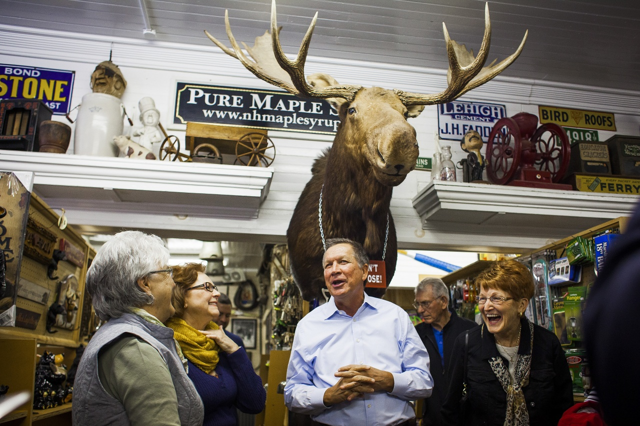 Kasich on the Trail