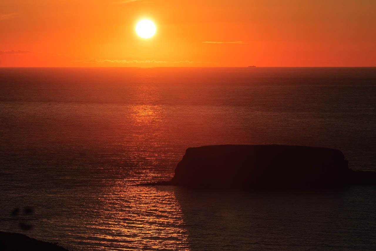 Sunset - Atlantic