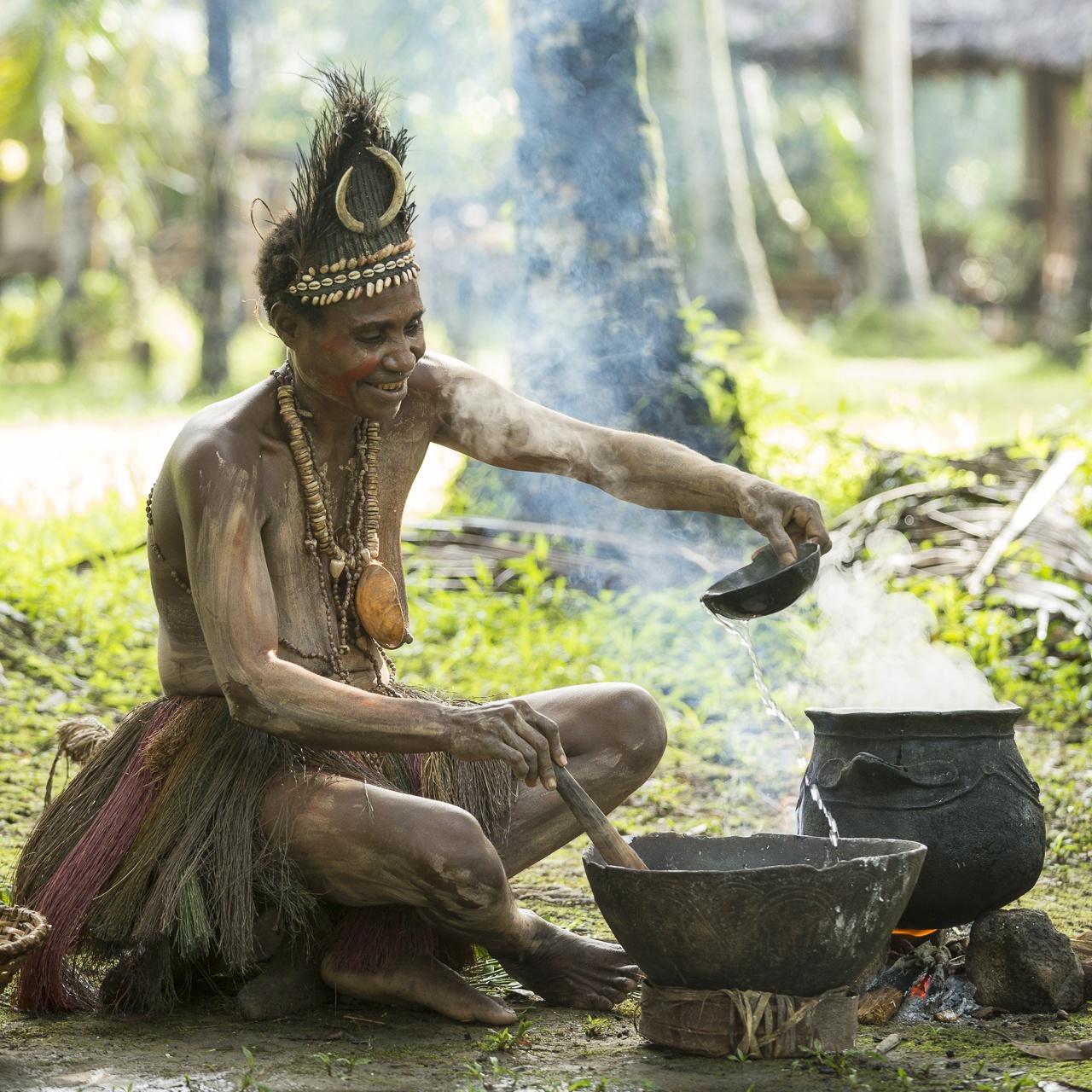 Woman of Karawari