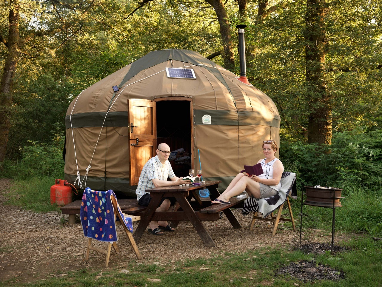 Yurt Dwellers