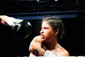Female Boxer 3