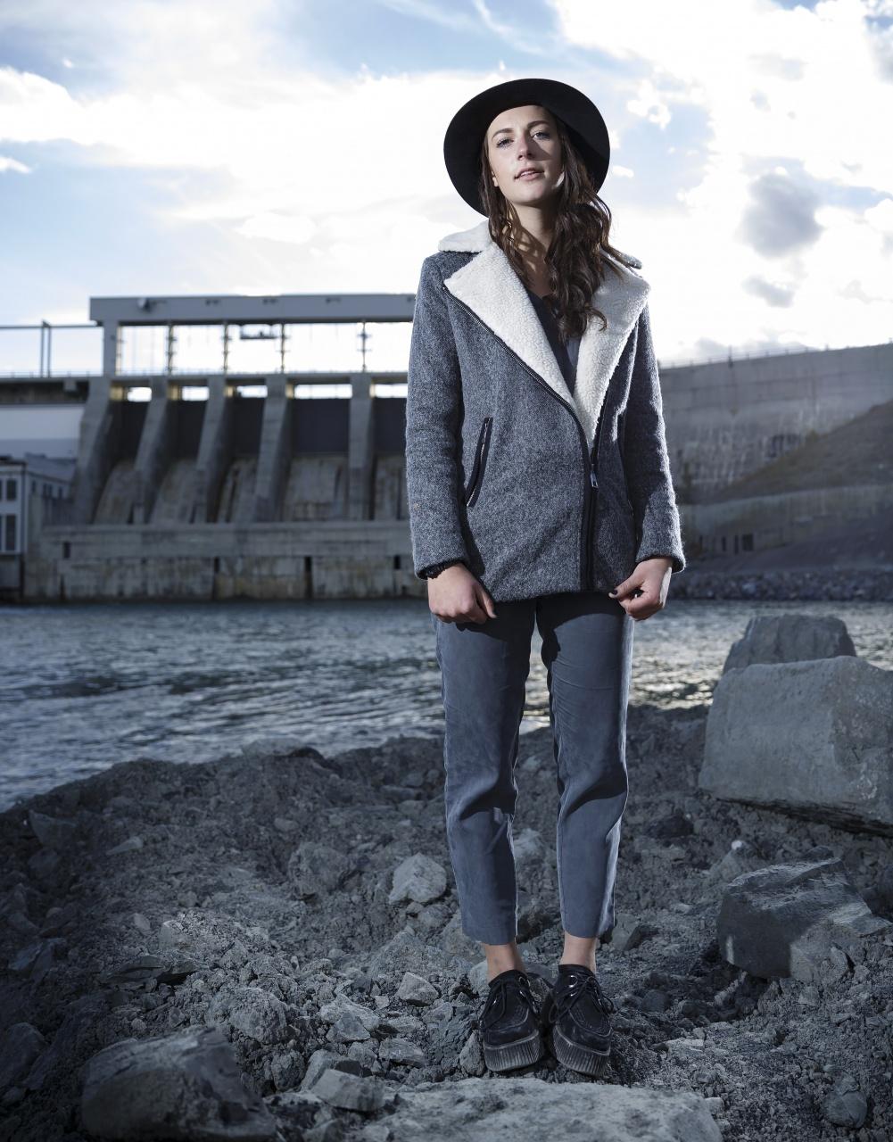 Jen Bevans - ghost dam