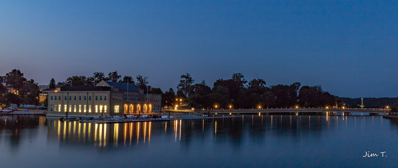 US Naval Academy Boat House