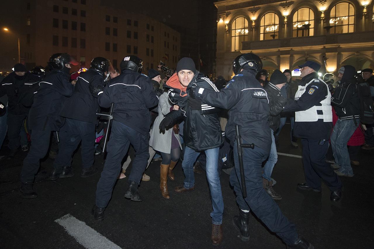 Anticorruption protest