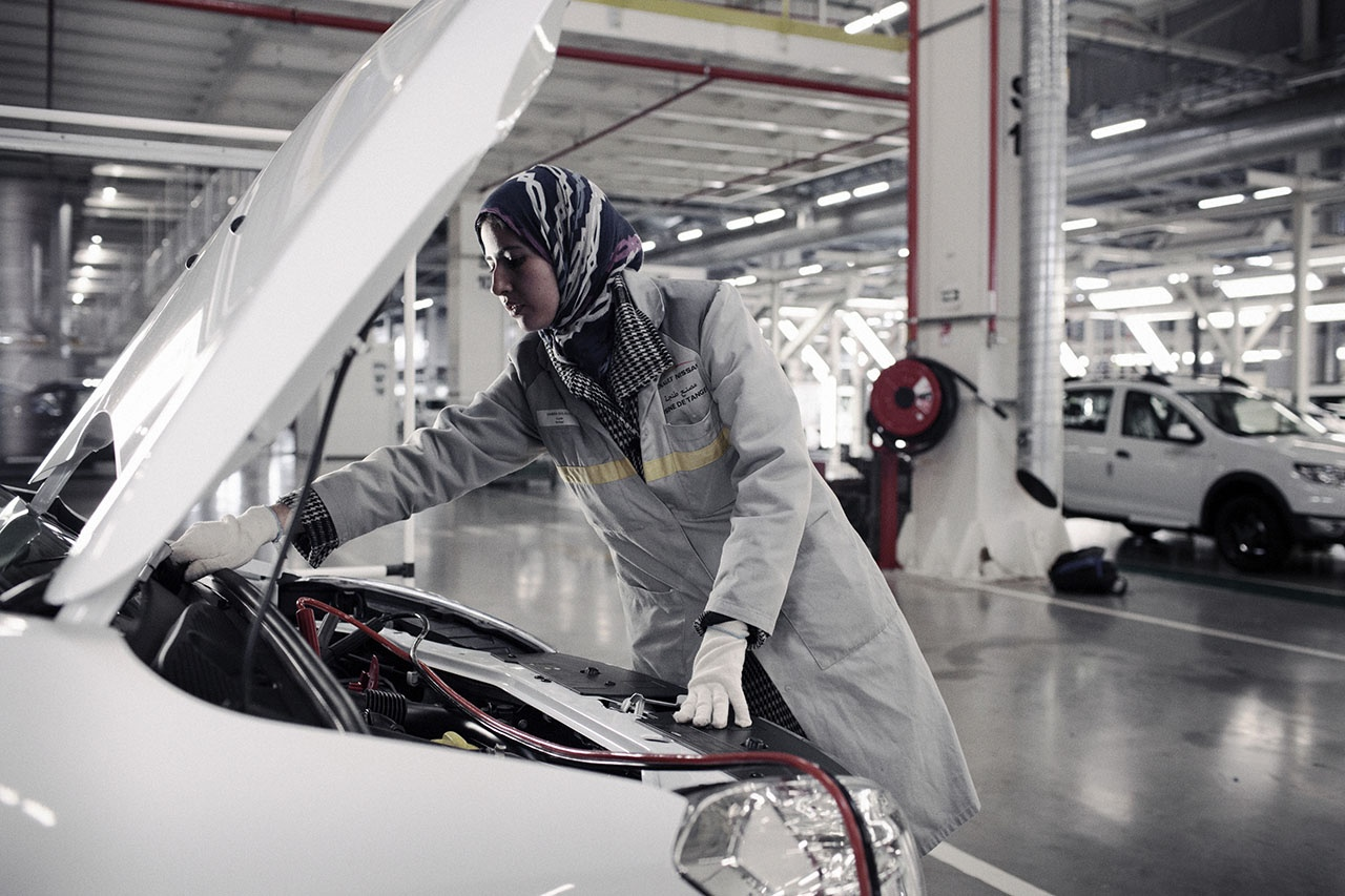 TANGER ZAL FACTORY for Renault Global Magazine