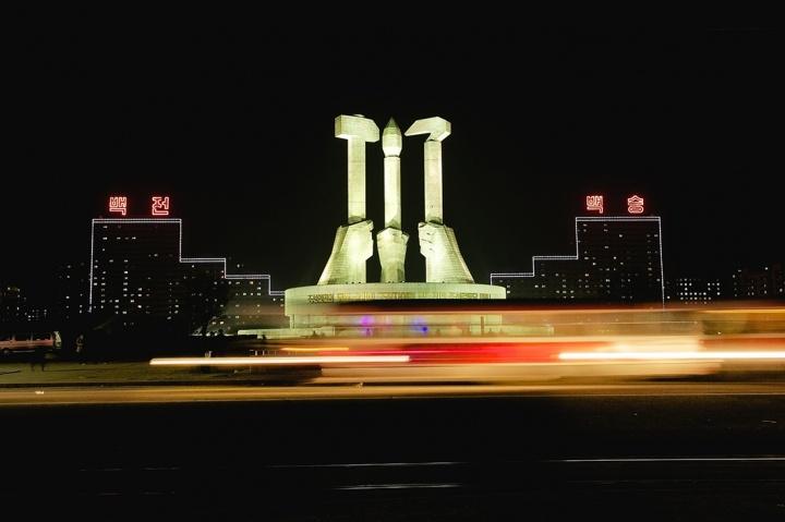 North Korean Still Life