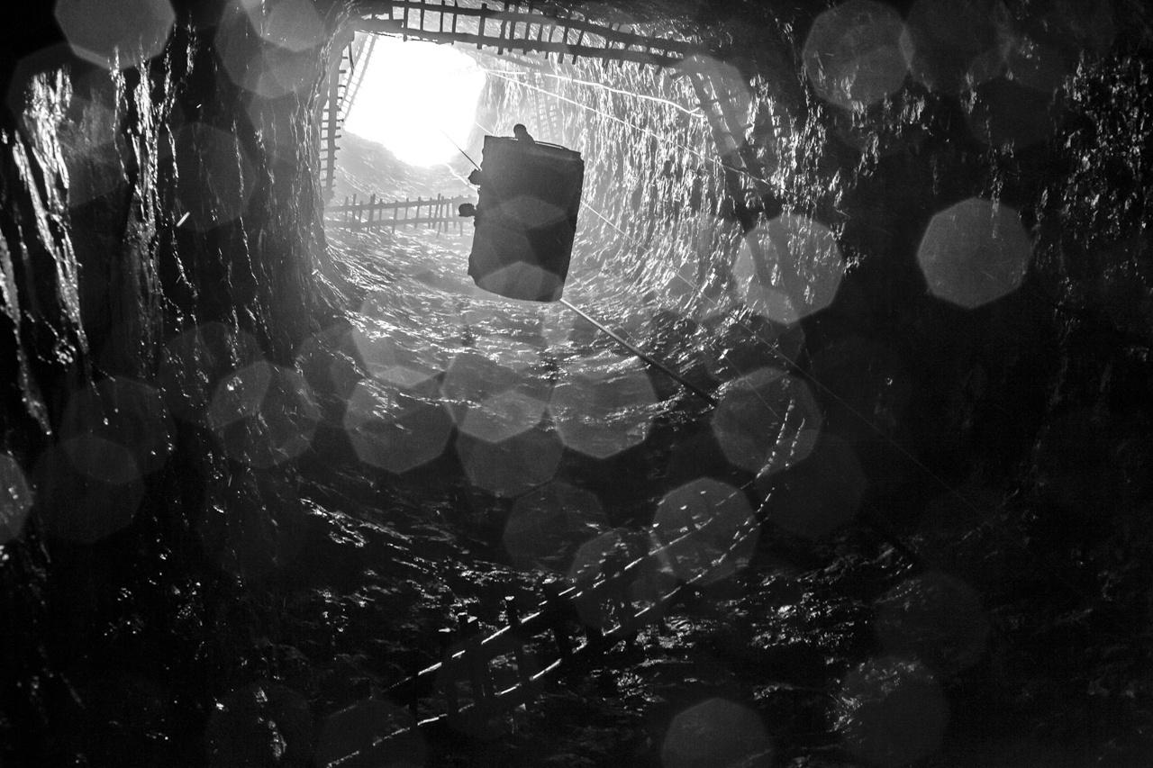 Minor Miners - underground