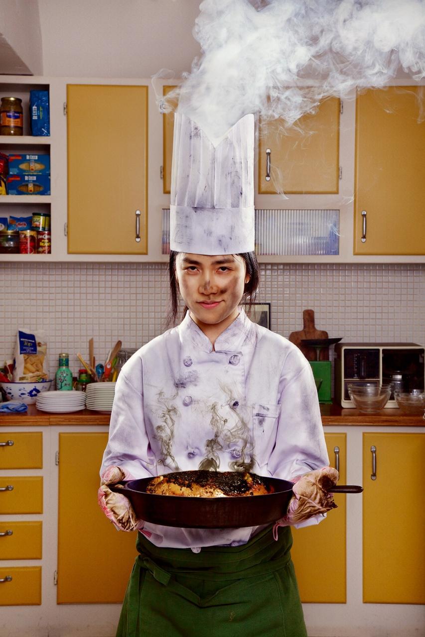 Shin, Yunmi / Chef
