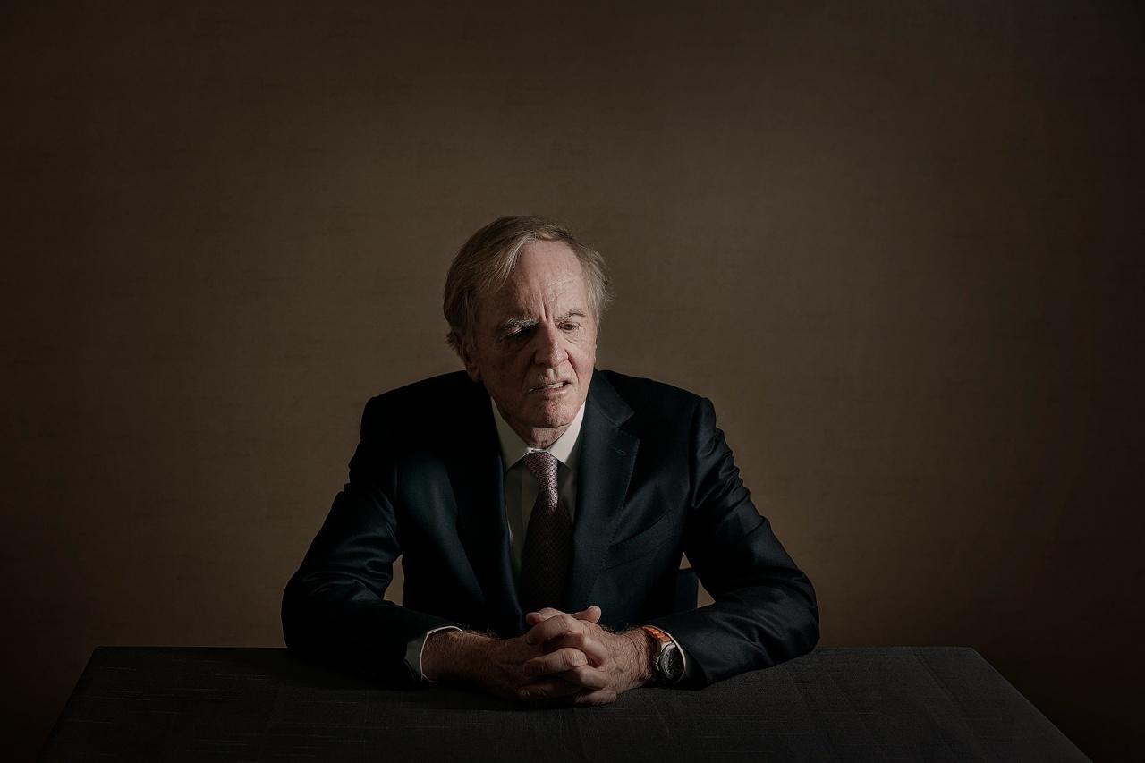 Portrait of John Sculley