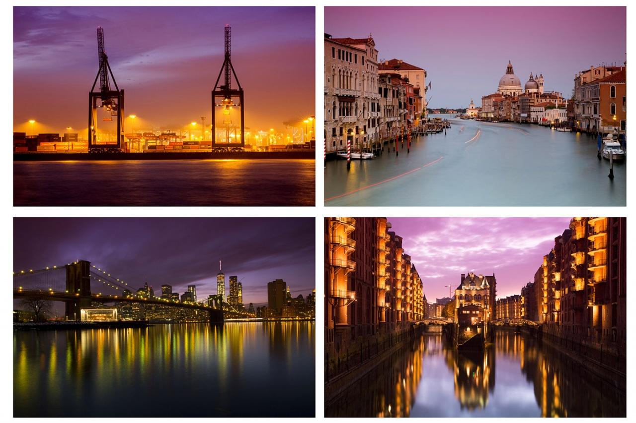 Portfolio Urban Landscapes